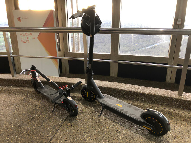 Electric Scooters Laws in Canberra