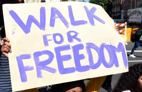 The Walk For Freedom