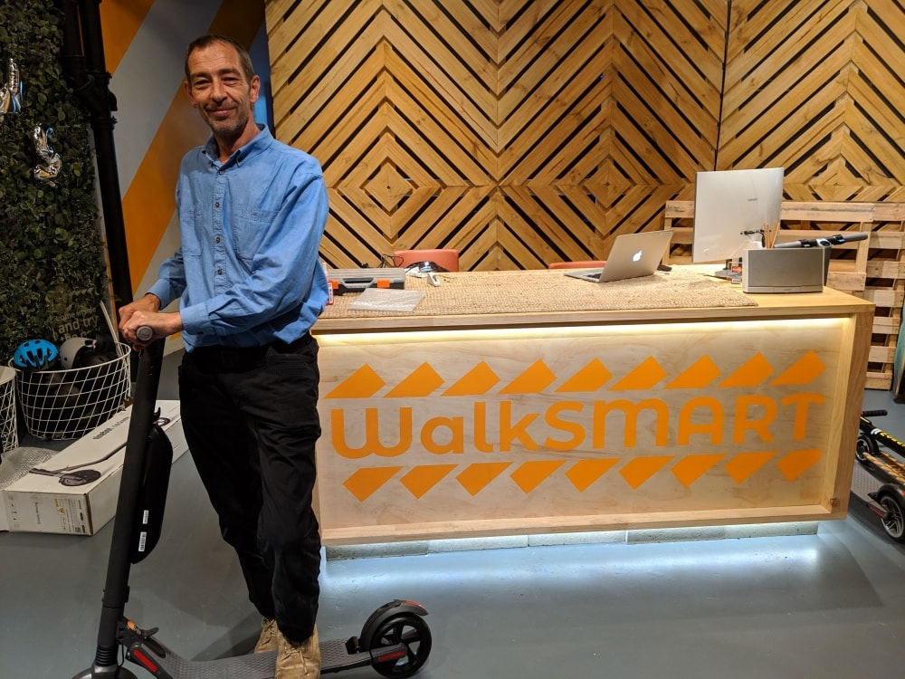 WalkSmart Sydney Shop