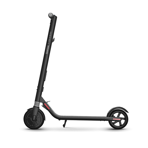 The Segway Ninebot Scooter